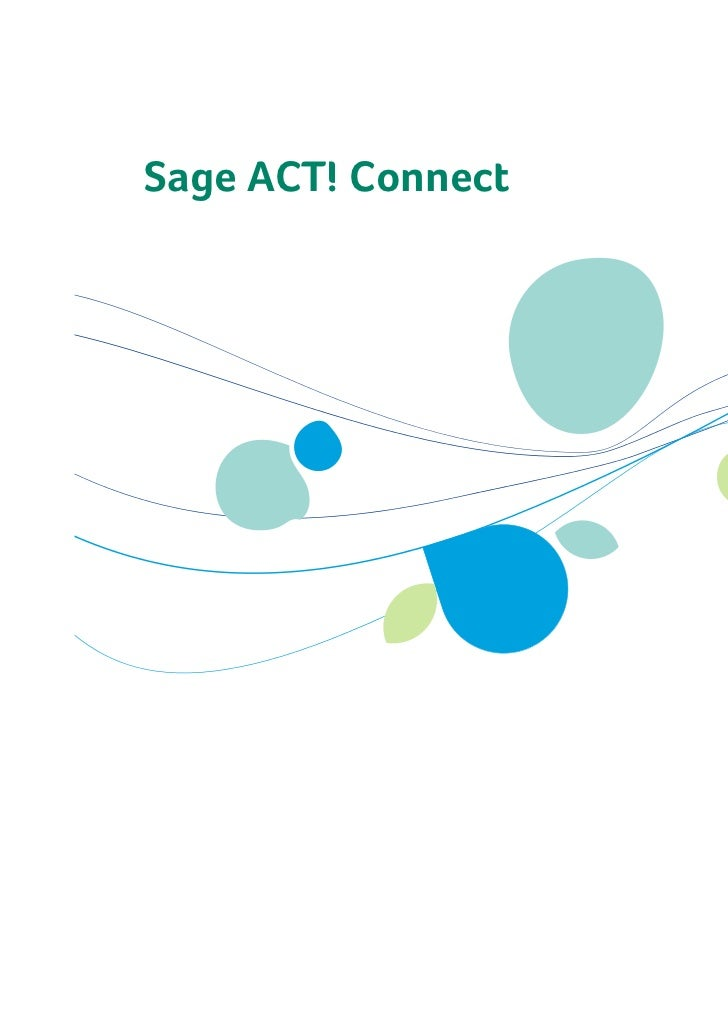Sage ACT! Connect