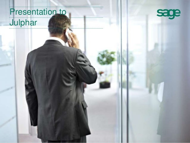 Sage CRM Product Overview