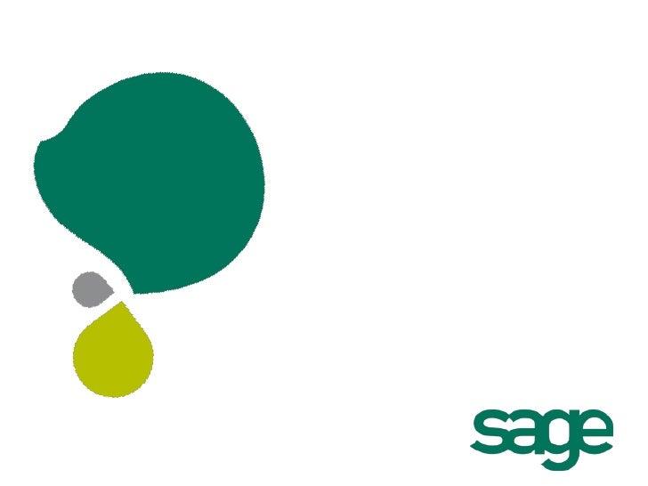 Présentation Sage Erp X3