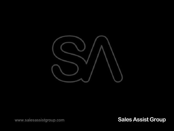 Sales Assist Group Presentation