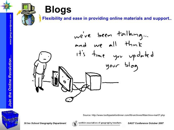 Sagt07 Online Rev Blogs