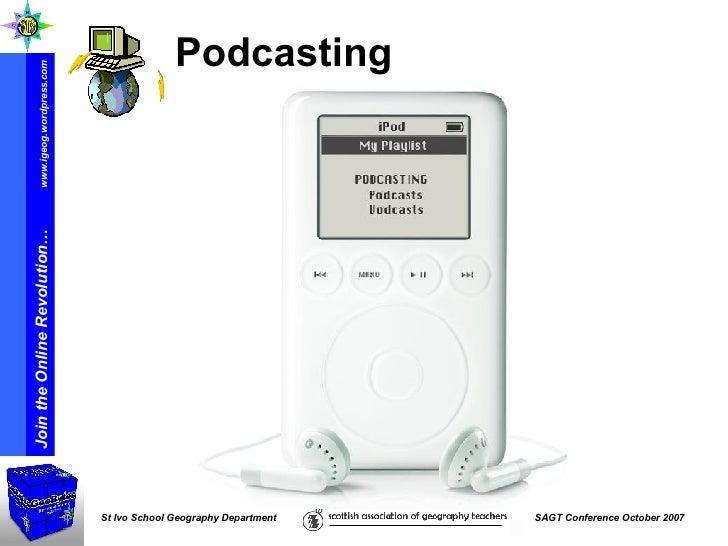 Sagt07 Online Rev Podcasting