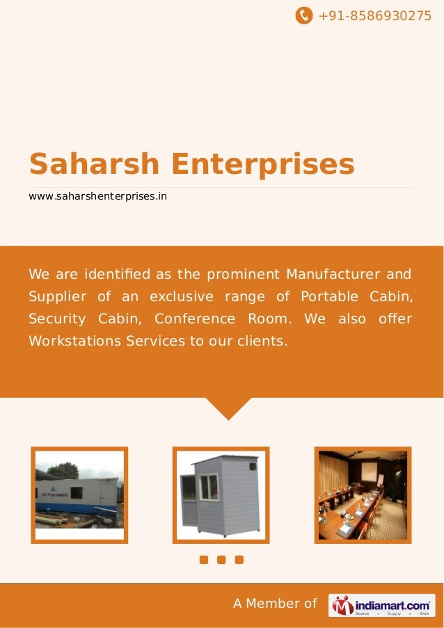 +91-8586930275  Saharsh Enterprises www.saharshenterprises.in  We are identified as the prominent Manufacturer and Supplier...
