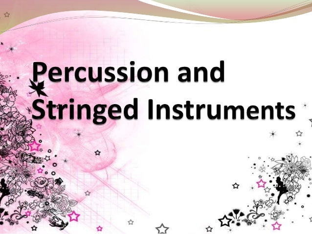 PERCUSSION INSTRUMENT A percussion instrument is a musical instrument that is sounded by being struck or scraped by a beat...