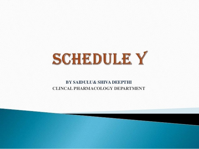 BY SAIDULU& SHIVA DEEPTHI CLINCAL PHARMACOLOGY DEPARTMENT