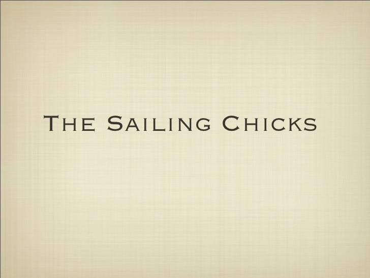 Sailing Chicks2