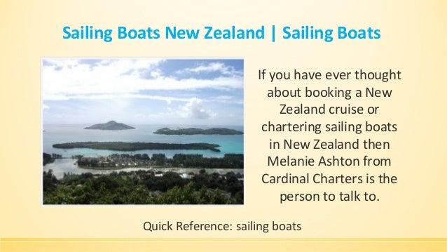 Sailing Boats New Zealand | Sailing Boats