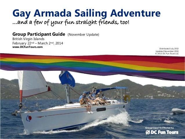 DCFT Sailing trip - Participant Guide - 15 Sept