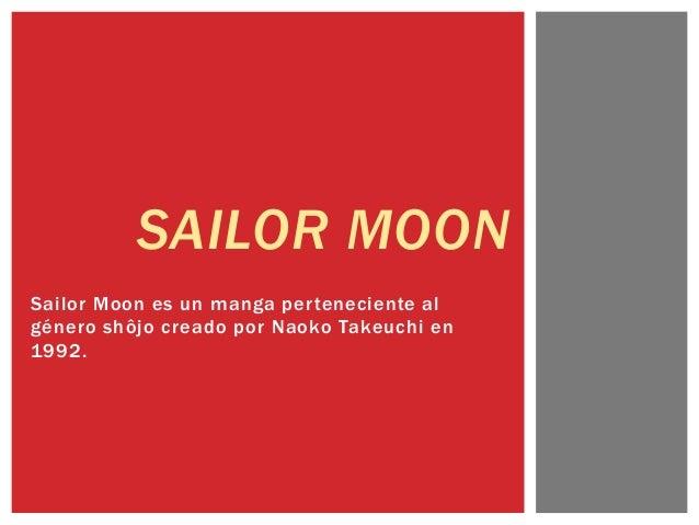 Sailor moon. horacio german garcia