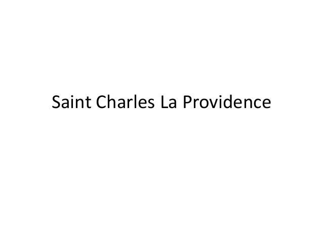 Saint Charles La Providence