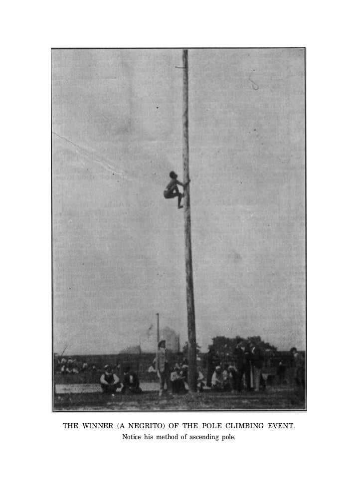 Anthropology Days at the Stadium. Saint Louis 1904