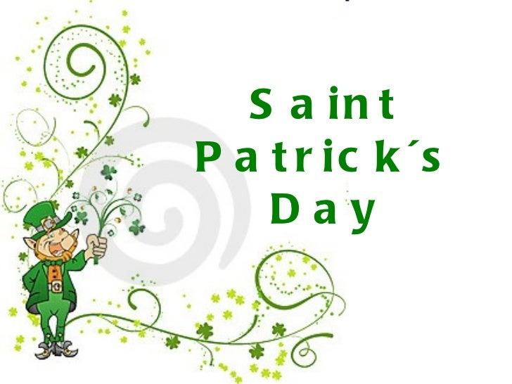Saint Patrick´s Day