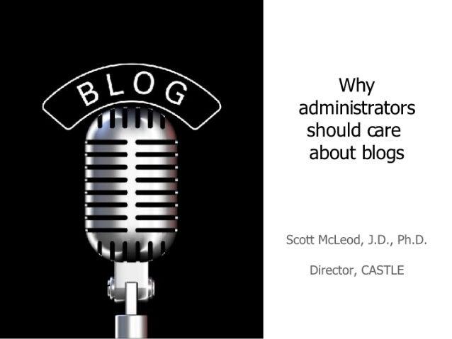 SAISD Administrator Blogs
