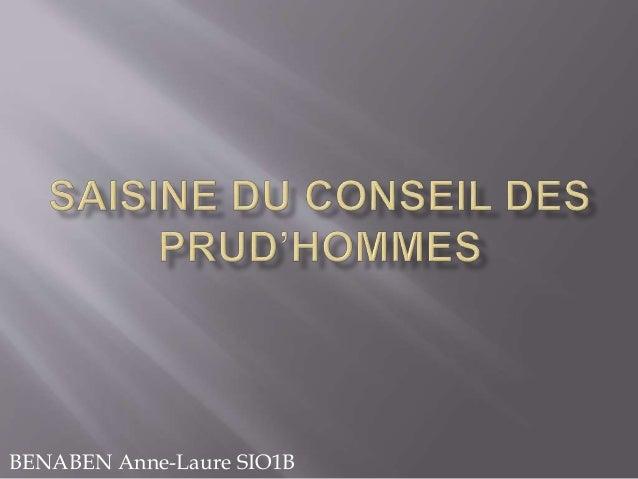 BENABEN Anne-Laure SIO1B