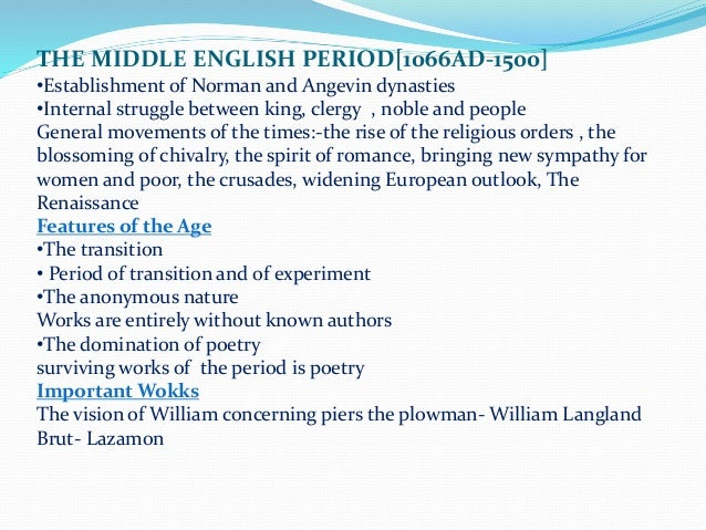 The Downfall Of The Middle Ages - Essay UK