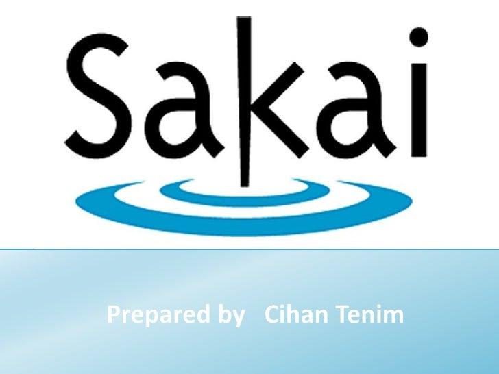 Prepared by   Cihan Tenim<br />
