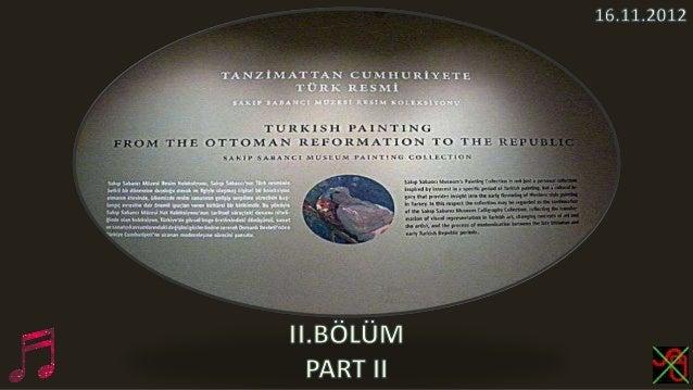 Sakıp Sabancı Müzesi Resim Koleksiyonu, Sakıp Sabancı Museum Painting Collection  (2)