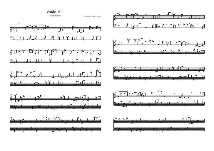 テキスト音楽「サクラ」による24の習作