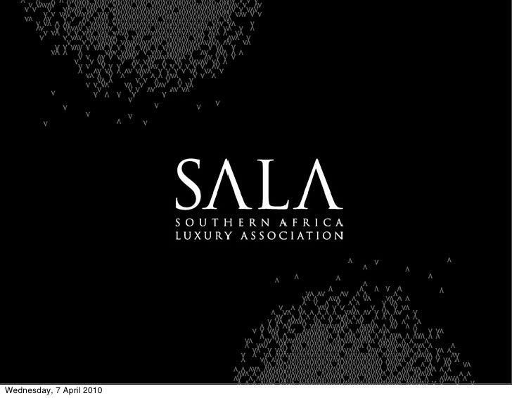 Sala Privé Luxury Online