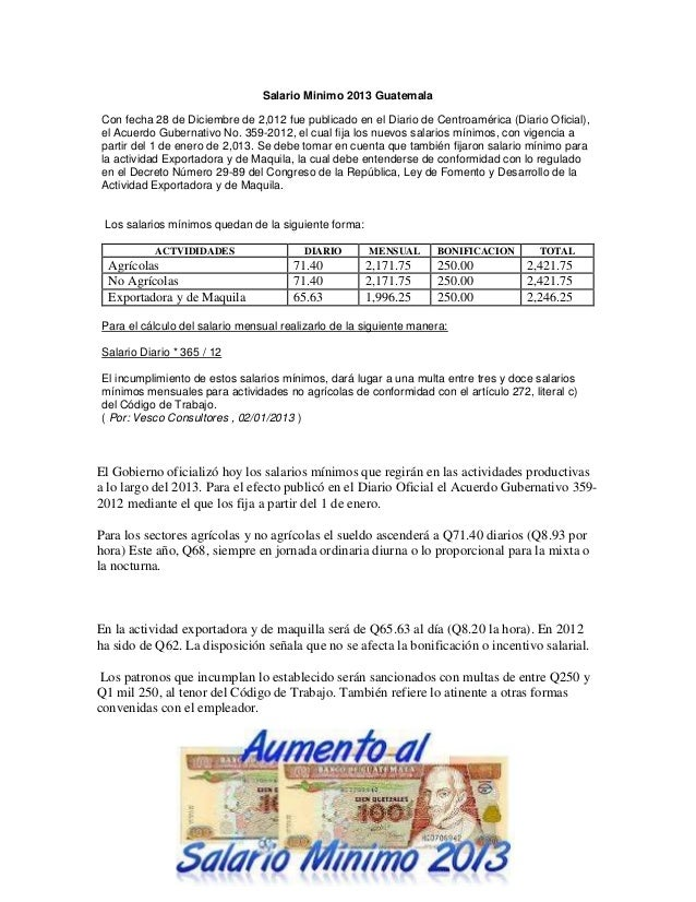 Search Results Salario Minimo Legal Vigente 2013 Colombia Html