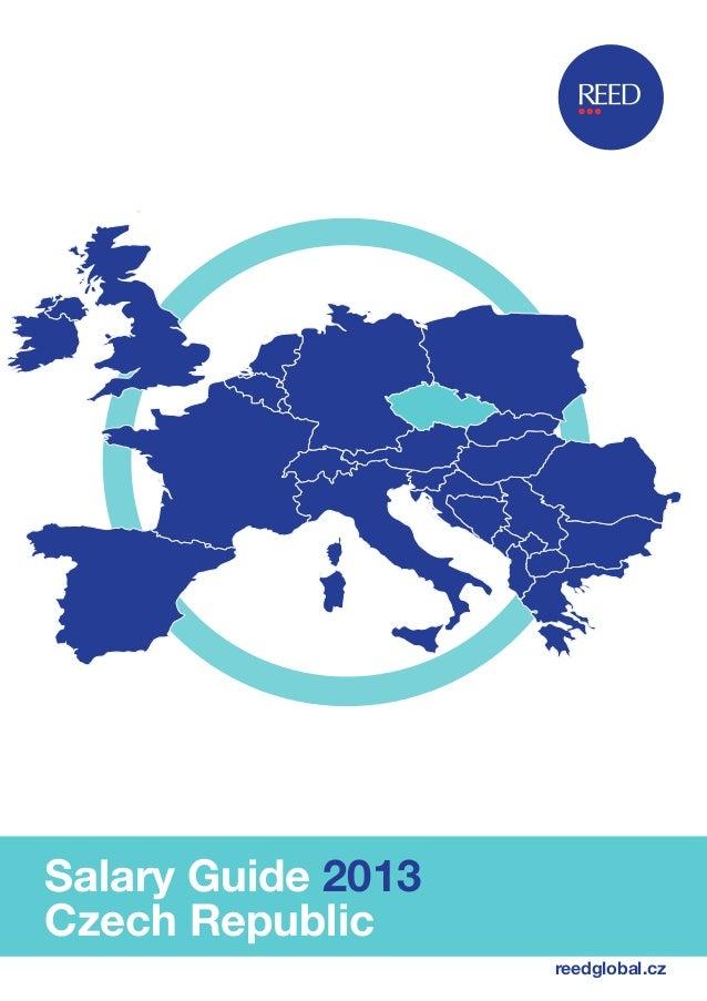 Salary Guide 2013Czech Republicreedglobal.cz