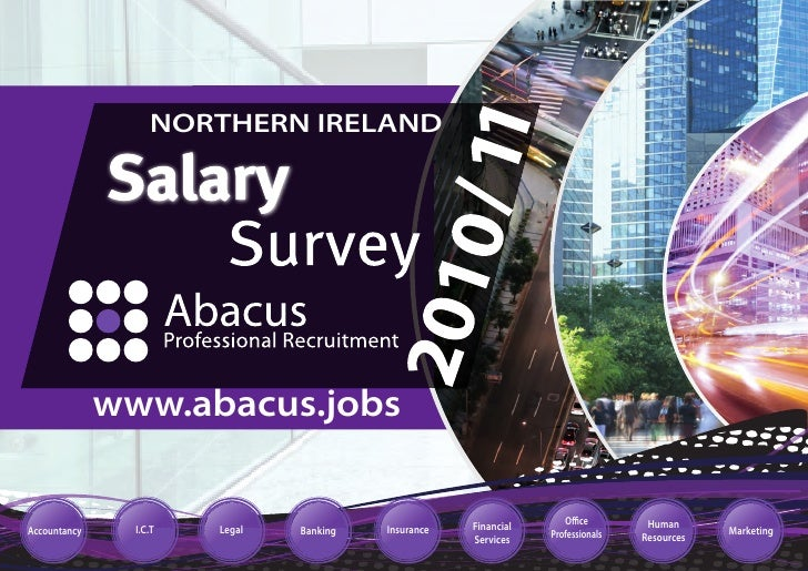 Salary Survey Northern Ireland 2010