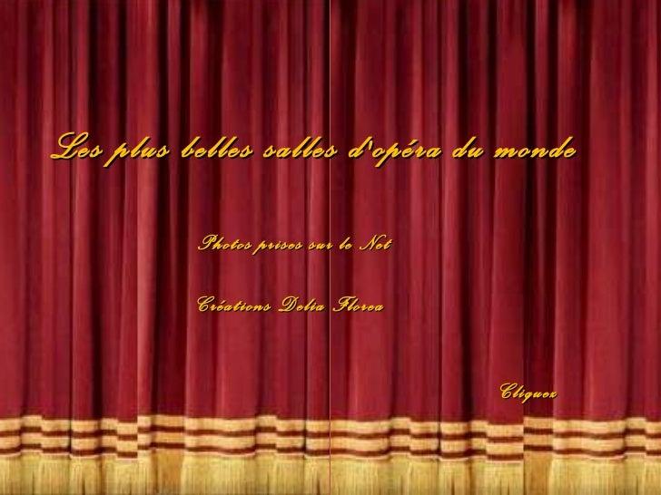 Romanian Antheneum, Bucharest, Romania Les plus belles salles d'opéra du monde Photos prises sur le Net Créations Delia Fl...