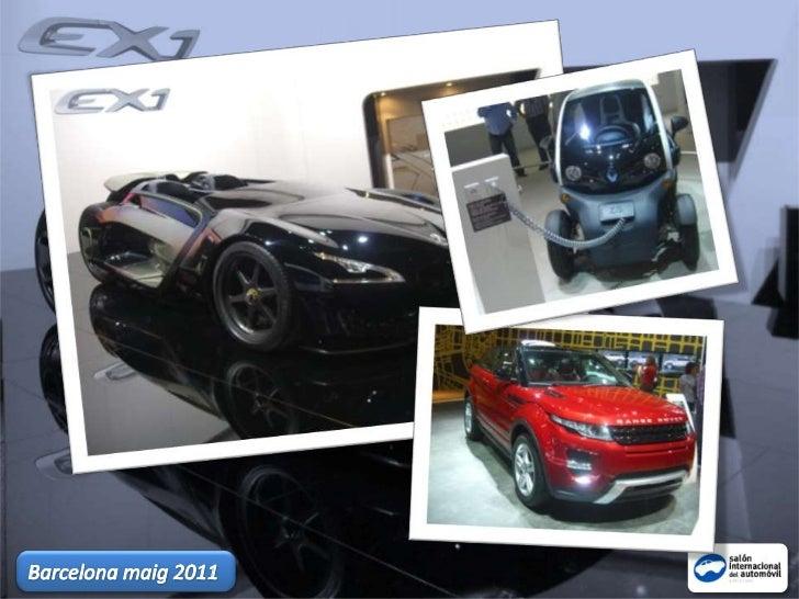 Saló automobil 2011