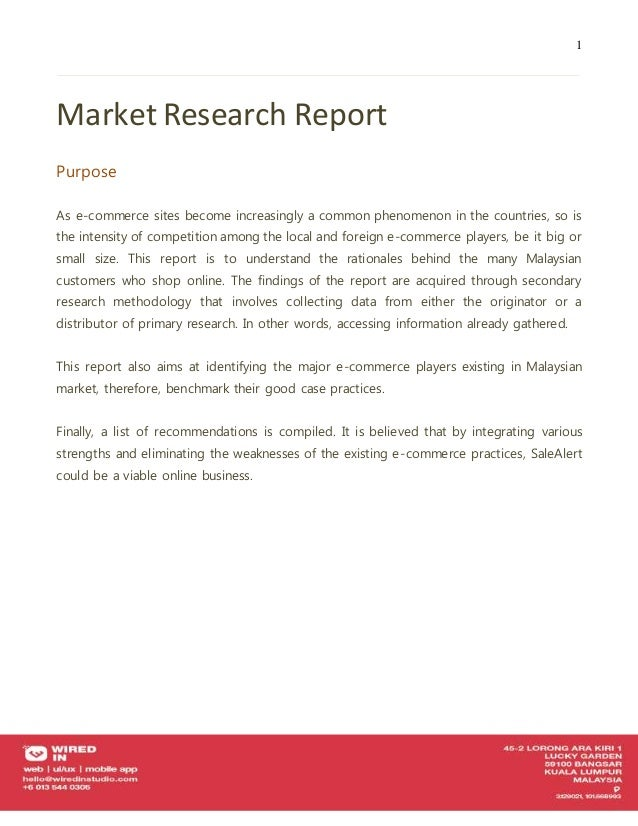 market research report free Benefits of sample marketing report templates marketing reports help you to get an insight into the 8+ marketing research templates – free sample.