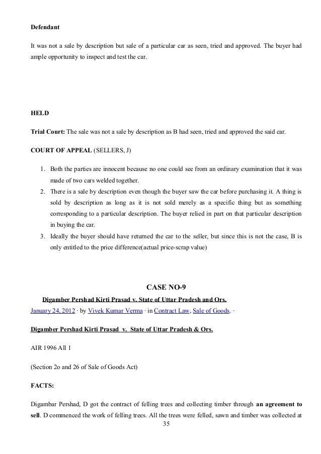 Sale Of Goods Agreement Template Sales Agreement 12