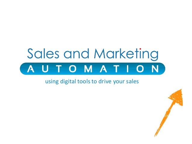 Sales and marketing automation   who we are
