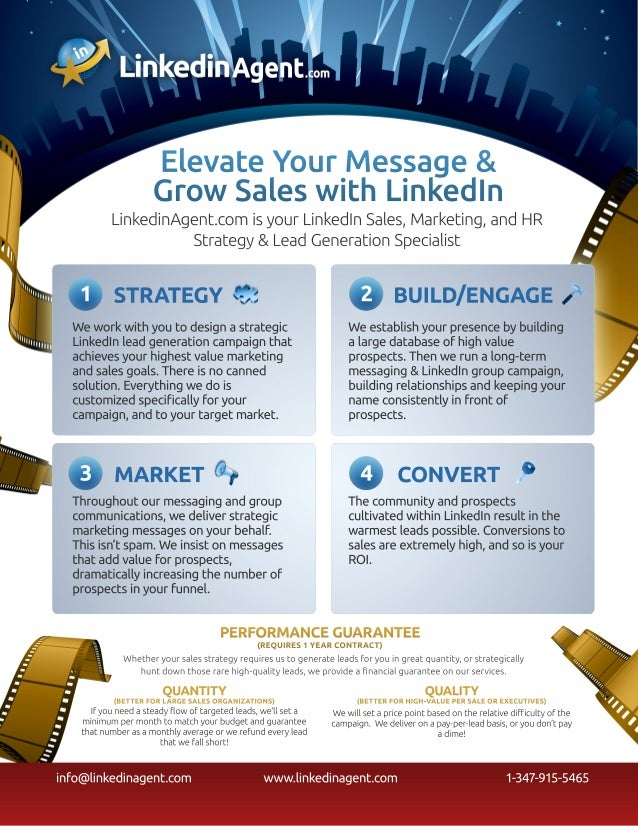LinkedInAgent Service Overview & Pricing