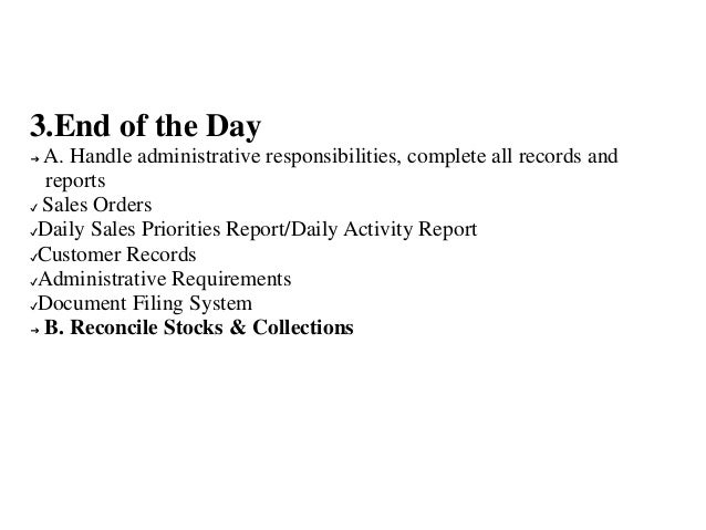 Daily Sales Activity Report  Blank Calendars
