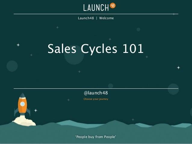 Sales cycles101