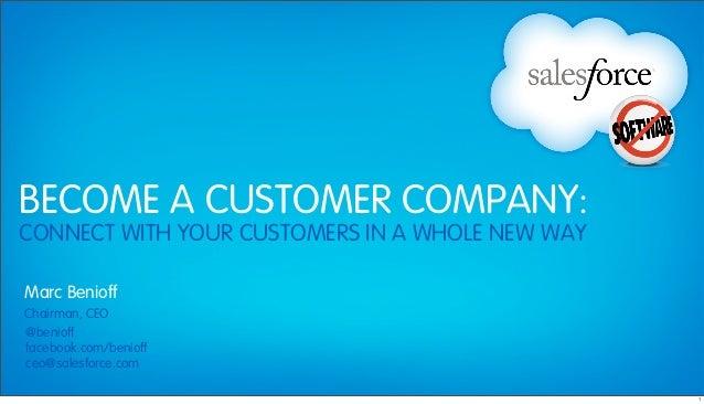 "Salesforce Cloudforce Japan 2012 Keynote: ""Business is Social"""