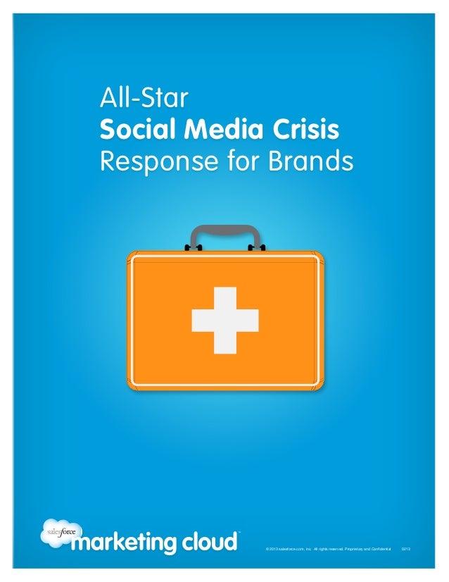All-StarSocial Media CrisisResponse for Brands