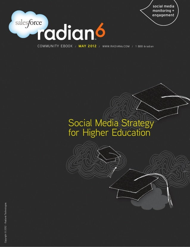 Social Media Strategy for Higher Education