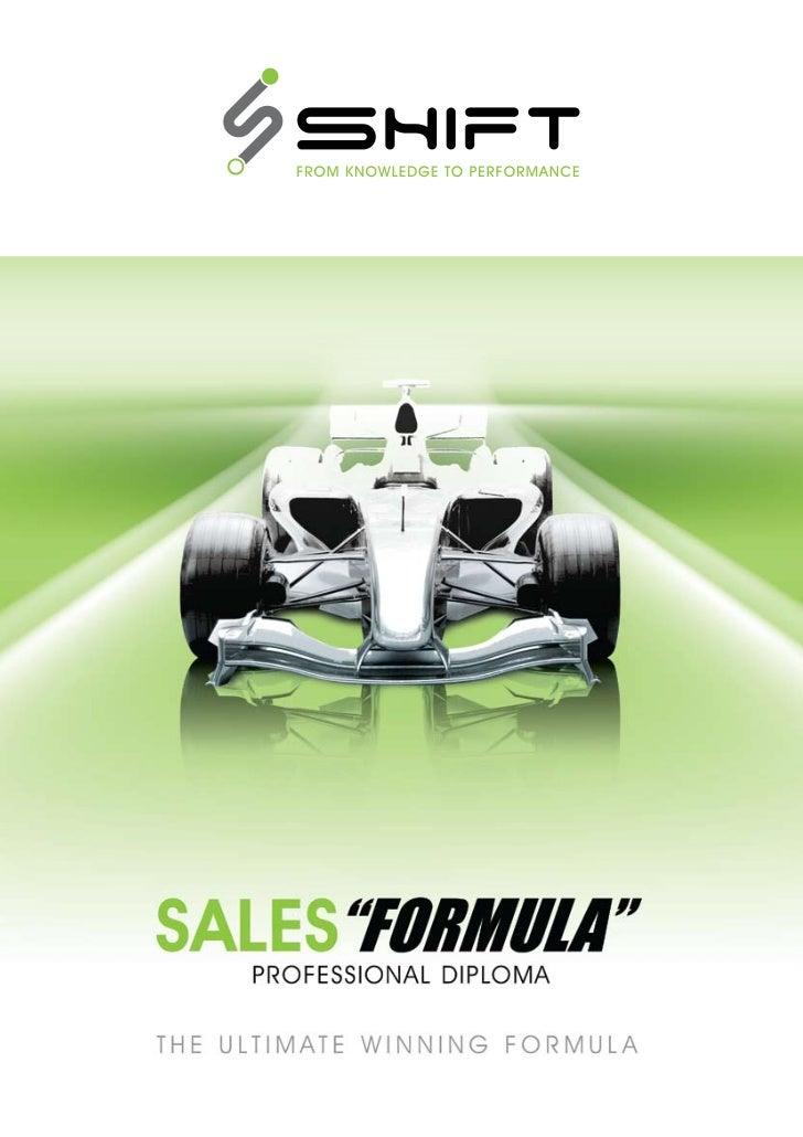 Sales Formula[1]