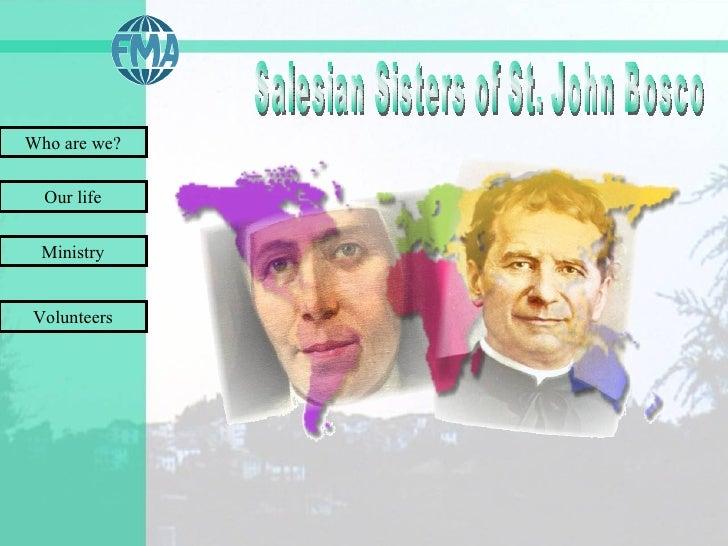 Salesian Sisters of St. John Bosco