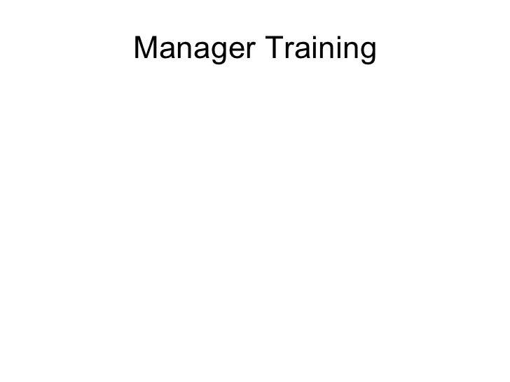 Sales Managerleadtraining