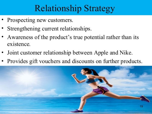 ... Sales management of NIKE ...