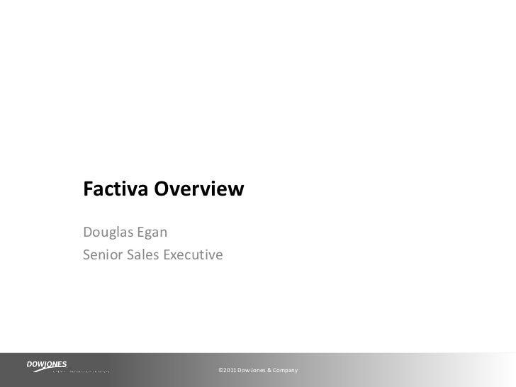 Dow Jones Factiva