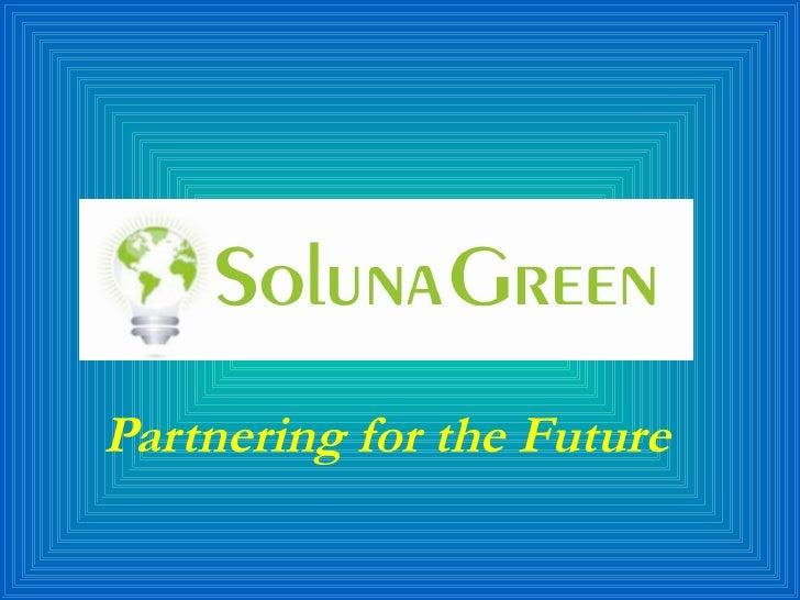 Presentation For Soluna Green