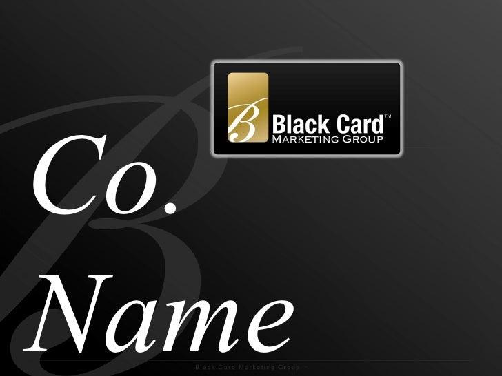 Co. Name
