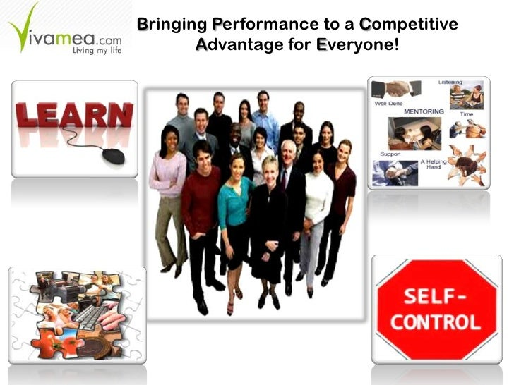 Vivamea.com SA 2011. Workplace Wellbeing. Achieve, manage and sustain performance!