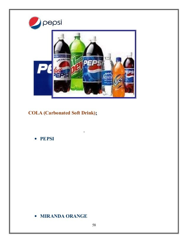 sales promotion of pepsi essays A report on streamiling of hub and spoke distrbution through trade promotion by mohammed sarosh mohiyuddin pepsi foods private ltd a report.