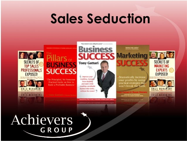 Sales Seduction