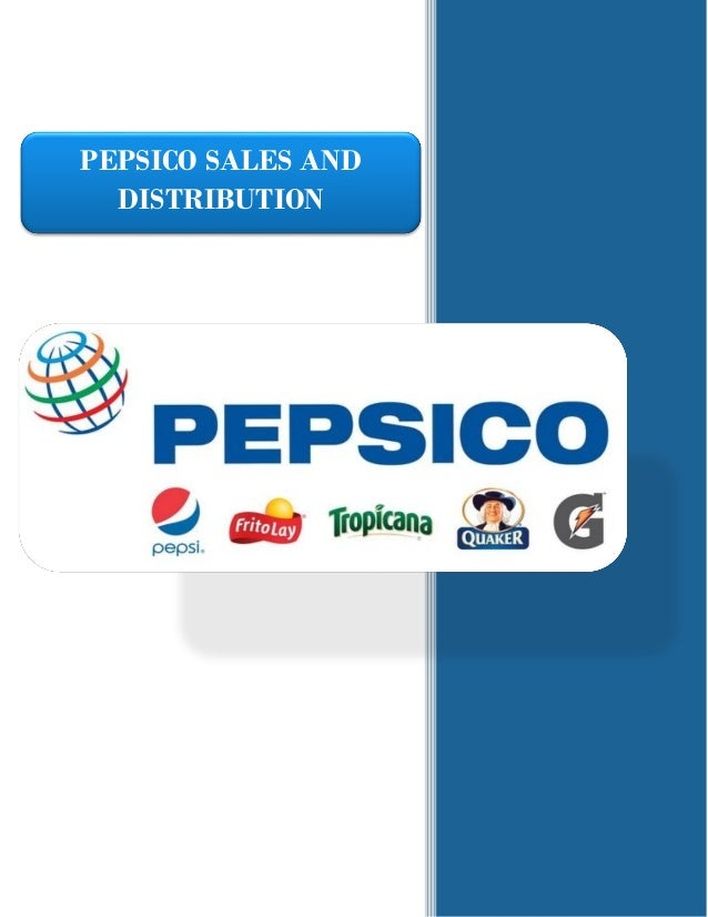 PEPSICO SALES AND DISTRIBUTION