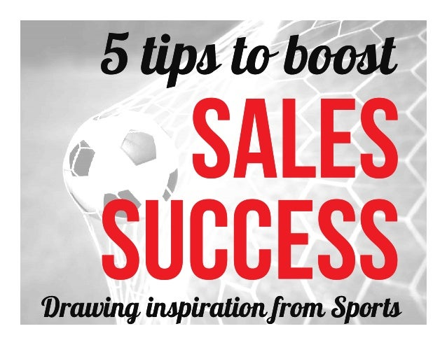 5 tips to boostDrawing inspiration from Sports