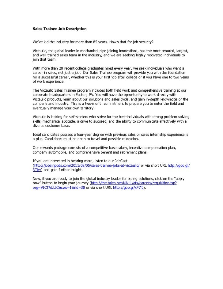 Sales Trainee Job Opportunity - Across the US